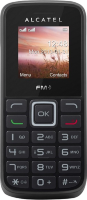 Alcatel OT 1013D (2SIM) (Dark Grey)