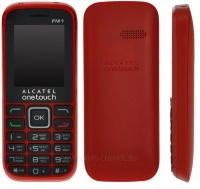 Alcatel OT 1040D Deep Red