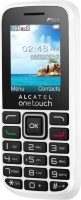 Alcatel OT 1042D (2 SIM) (Pure White)