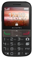 Alcatel OT 2001X  Black