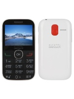 Alcatel OT 2004C (Pure White)