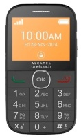 Alcatel OT 2004G (Black)