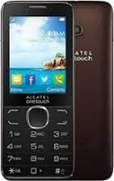 Alcatel OT 2007D (2SIM) (Dark Chocolate)